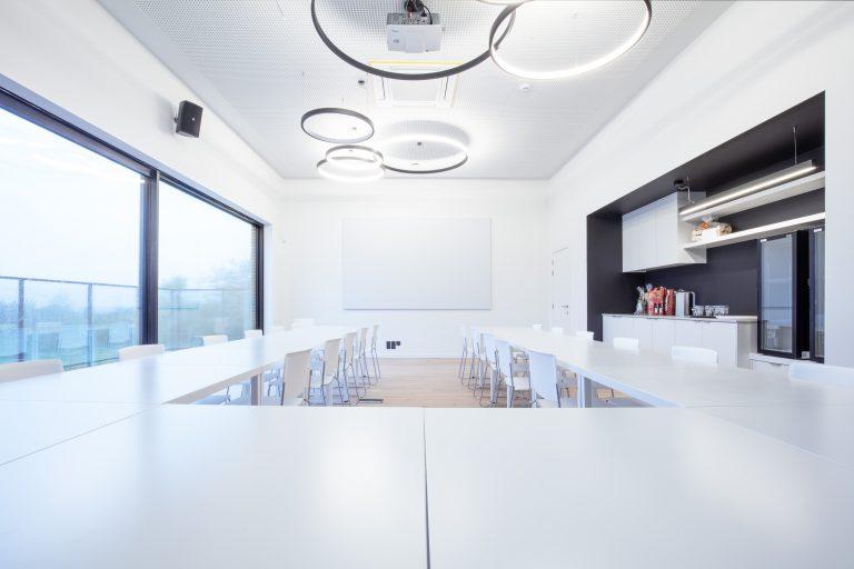 licht stijlvol design voor vergaderzaal