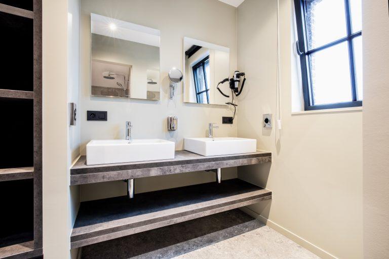 licht design interieur voor badkamer