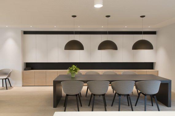sfeervol interieur voor eetkamer