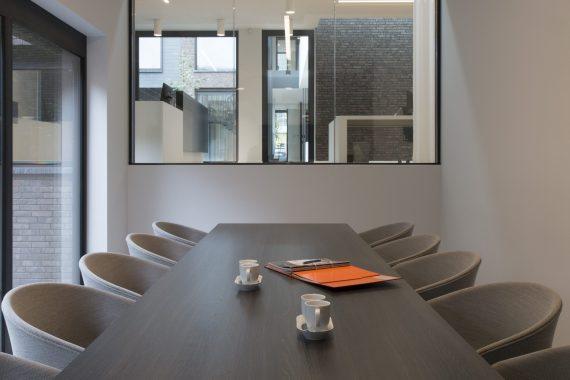 sfeervol design voor vergaderruimte