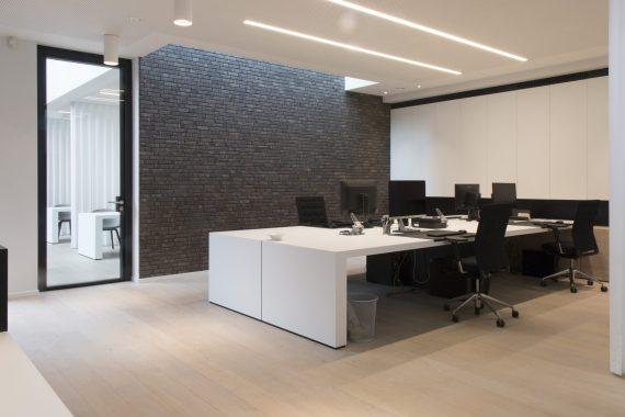 design interieur voor een werkruimte