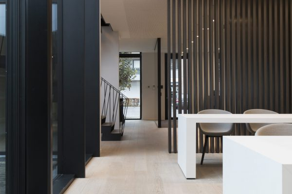 strak interieur voor stijlvolle woning