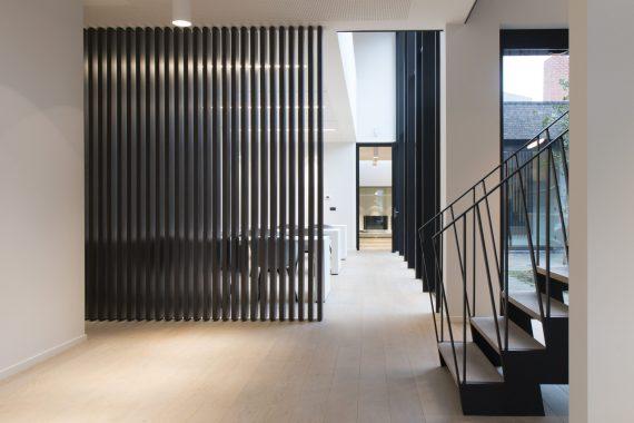 strak stijlvol design met zwarte details