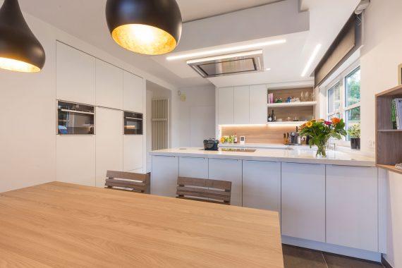 eetkamer keuken interieurarchitect patrick janssen