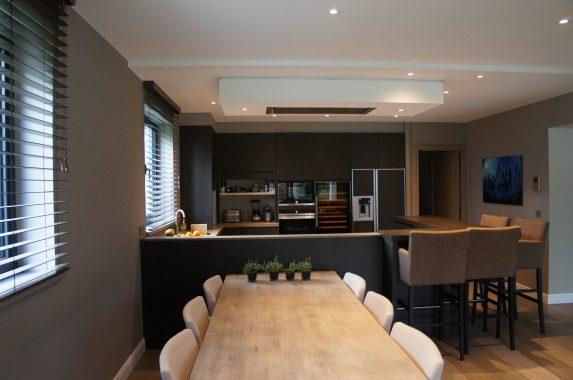 strak interieur voor keuken met details in schilde