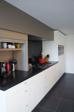 klassevol interieur voor een keuken in een woning in tessenderlo