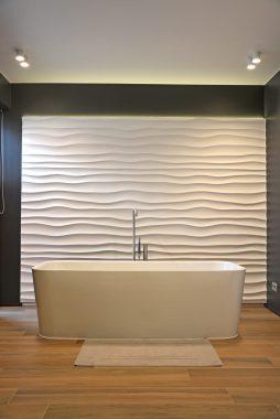 detail muur voor interieur in badkamer