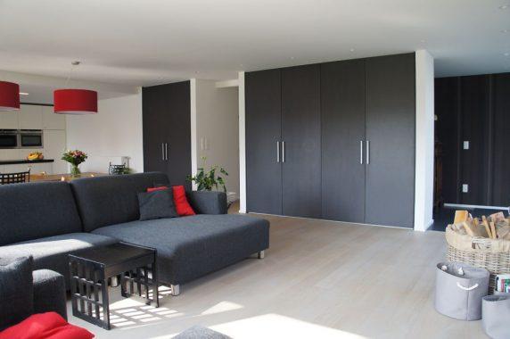 grote ruimte met trendy interieur in tessenderlo